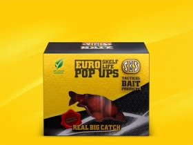 Euro Shelf Life Pop Ups - 40 gr